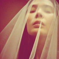 в цвете.... автопортрет :: Evgenia Glazkova