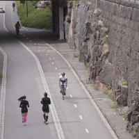 Лёгкая атлетика и велосипедный спорт :: Александр Рябчиков