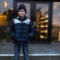Мальчик с пальчик :: Евгений Сладкевич