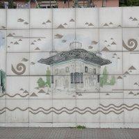 Старый город через стрит арт :: saslanbek isaev