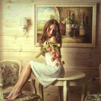 Тюльпаны :: Андрей Хабаров