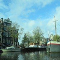 Путешествие по каналу Амстердама :: Natalia Harries
