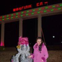 новый год без снега :: vladimir polovnikov