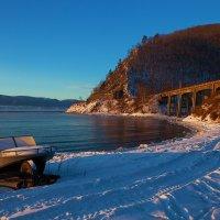 У моста через Ангасолку :: Анатолий Иргл