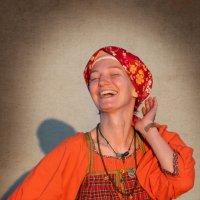 Есть женщины в русских селеньях :: Милада Шестопалова