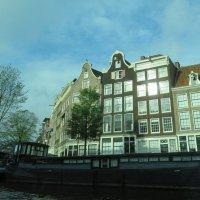 Архитектура Амстердама :: Natalia Harries