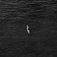 Человек и океан :: Valeriy(Валерий) Сергиенко