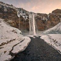 Исландия. Водопад Seljalandsfoss :: Игорь Иванов