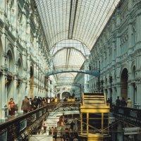 Москва 1984 (май) ГУМ :: Игорь Смолин