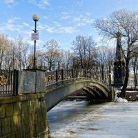 Мост влюбленных :: Милешкин Владимир Алексеевич