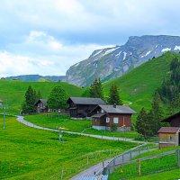 Деревушка в Швейцарии :: Анатолий Иргл