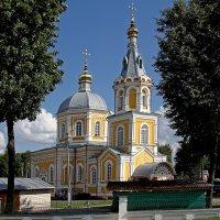 Храм на Красной площади. Новозыбков. Брянская область :: MILAV V