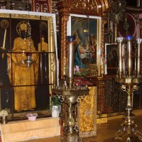 Интерьер церкви Успения Божией Матери :: Дмитрий Солоненко
