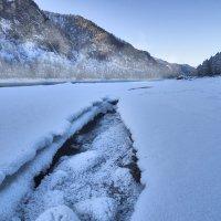 Новогодние морозы :: Елена Баландина