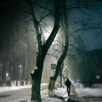 вечером :: tatiana lanskaya