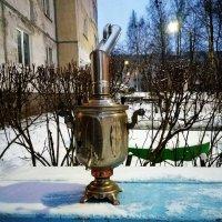 Вечерний самовар :: Сергей Кочнев
