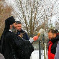 Светлый праздник Крещенья Господня! :: Валентина ツ ღ✿ღ