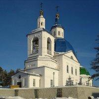 Иоанно-Введенский женский монастырь :: Елена Павлова (Смолова)