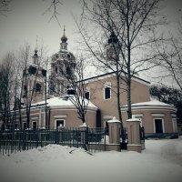 Церковь Сорока святых мучеников :: Дмитрий Никитин