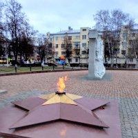 Волшебное Пламя, дубль 3 :: Борис Хантер