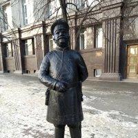 Городовой :: Татьяна Котельникова