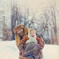 Зима :: Надежда Шибина