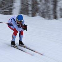 Крещенский лыжный марафон 2018-5 :: Андрей Бондаренко