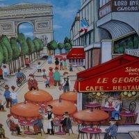 Париж в картинках... :: Алёна Савина