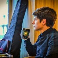 Чашечка кофе :: Андрей Резюкин