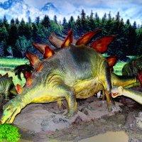 Планета динозавров :: Вячеслав Платонов