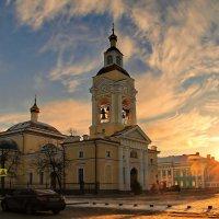 Спасо-Преображенский кафедральный собор :: Александр