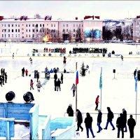 Начинается хоккей! :: Кай-8 (Ярослав) Забелин