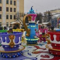 Новогоднее развлечение :: gribushko грибушко Николай