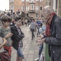 Venezia. Circa dell Accademia. :: Игорь Олегович Кравченко
