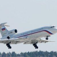 Tу - 154 б-2 :: Олег Савин