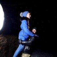Возле Луны :: Анна Смирнова