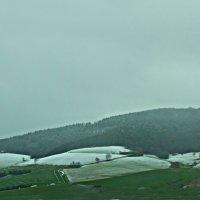 Зима??....зима...Проездом в Гановер... :: Galina Dzubina