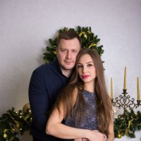 Красивая пара у камина :: Valentina Zaytseva