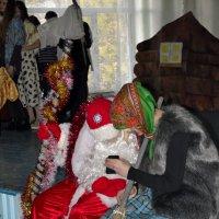 Дедушка, бабушка и......гаджет )))) :: Анастасия Фомина