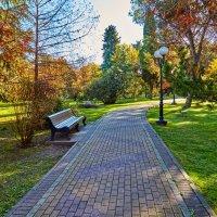 Сочи. Комсомольский парк :: Николай Николенко