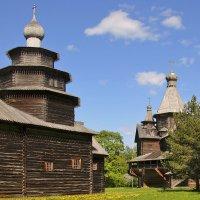 Деревянное зодчество :: Nikolay Monahov