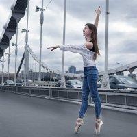 на мосту :: Алёна Потёмкина