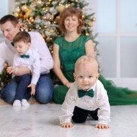 семейная фотосессия :: Мадина Скоморохова