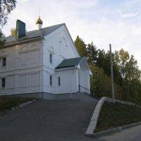 Семиключье Монастырский корпус :: Анна Воробьева