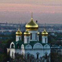 Екатерининский собор в Пушкине :: Елена