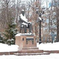 Памятник композитору Рахманинову С.В. :: Татьяна Помогалова