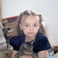 Варя :: Iuliia Beliaeva