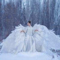 Снежный ангел :: Виктория Уточкина