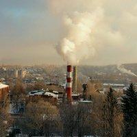 Дымят - значит работают. :: Анатолий. Chesnavik.