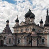 Покровский храм женского Покровского монастыря Киева :: konsullll
